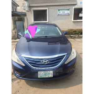 Hyundai Sonata 2012 Blue | Cars for sale in Lagos State, Lagos Island (Eko)