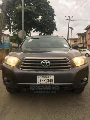 Toyota Highlander 2009 Sport Gray | Cars for sale in Lagos State, Surulere