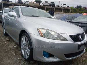 Lexus IS 2009 350 Silver   Cars for sale in Lagos State, Ikoyi