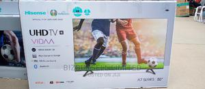 """50"""" Inches A7 Series Hisense Smart UHD TV 4K. 