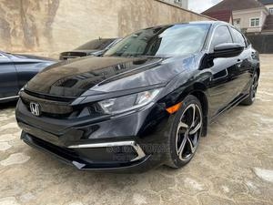 Honda Civic 2019 Sport Hatchback Black | Cars for sale in Lagos State, Ikeja