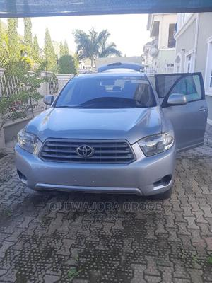 Toyota Highlander 2008 4x4 Silver   Cars for sale in Abuja (FCT) State, Galadimawa