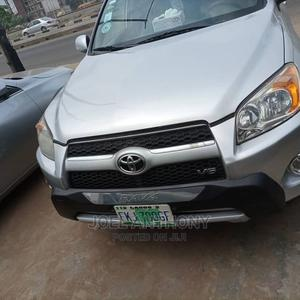 Toyota RAV4 2010 2.5 Limited Silver | Cars for sale in Lagos State, Alimosho