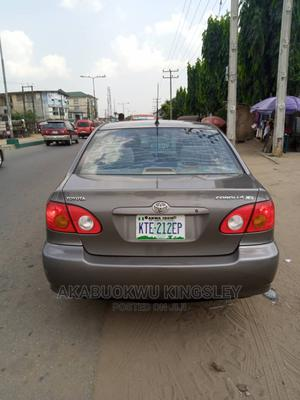 Toyota Corolla 2004 1.4 D Automatic Gray   Cars for sale in Akwa Ibom State, Uyo