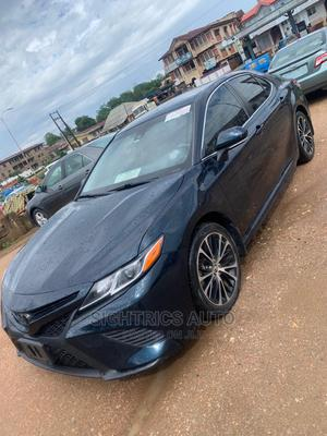 Toyota Camry 2018 SE FWD (2.5L 4cyl 8AM) Black | Cars for sale in Osun State, Osogbo