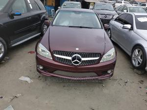 Mercedes-Benz C300 2009 Red | Cars for sale in Lagos State, Amuwo-Odofin