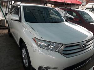 Toyota Highlander 2011 White | Cars for sale in Lagos State, Ifako-Ijaiye