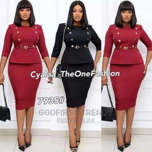 Quality Female Coperate Gown   Clothing for sale in Lagos State, Lagos Island (Eko)