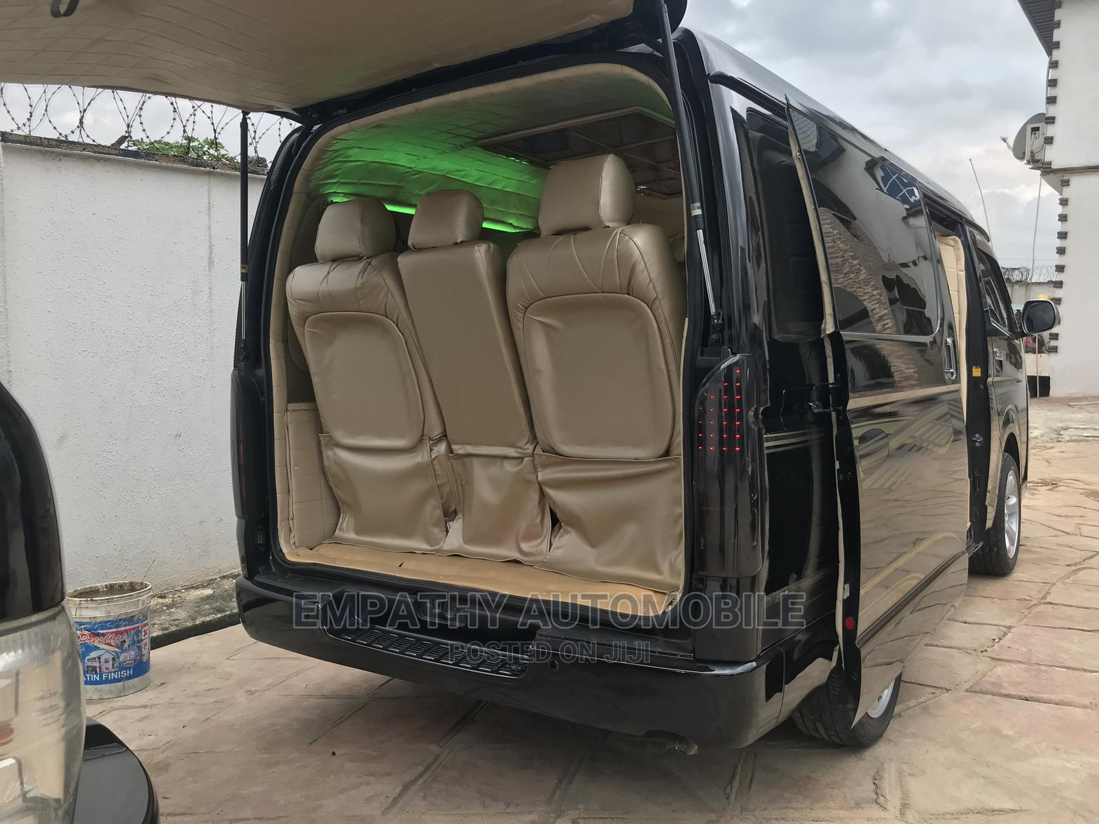 Toyota Hiace Bus   Buses & Microbuses for sale in Ojodu, Lagos State, Nigeria