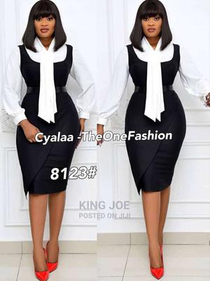 Classy Female Office Gown | Clothing for sale in Lagos State, Ikeja