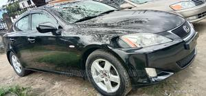 Lexus IS 2007 250 AWD Black | Cars for sale in Rivers State, Port-Harcourt