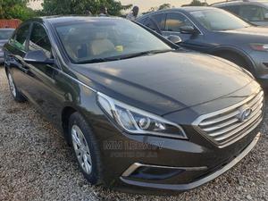 Hyundai Sonata 2016 Gray | Cars for sale in Abuja (FCT) State, Katampe