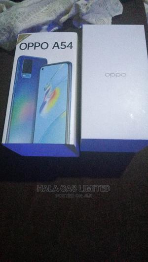 Oppo A54 64 GB Blue | Mobile Phones for sale in Oyo State, Oyo
