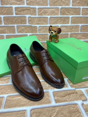 Clarks Oxford Leather Shoes   Shoes for sale in Lagos State, Lagos Island (Eko)