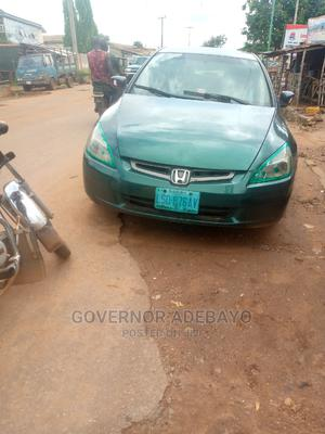 Honda Accord 2005 2.4 Type S Automatic Green | Cars for sale in Kwara State, Offa