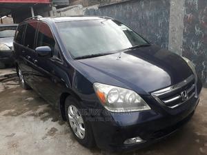 Honda Odyssey 2005 Touring Blue | Cars for sale in Lagos State, Ifako-Ijaiye