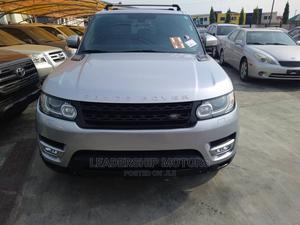 Land Rover Range Rover Sport 2014 HSE 4x4 (3.0L 6cyl 8A) Silver | Cars for sale in Lagos State, Lekki