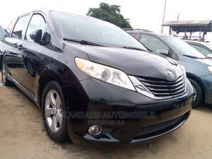 Toyota Sienna 2012 XLE 7 Passenger Black | Cars for sale in Lagos State, Apapa