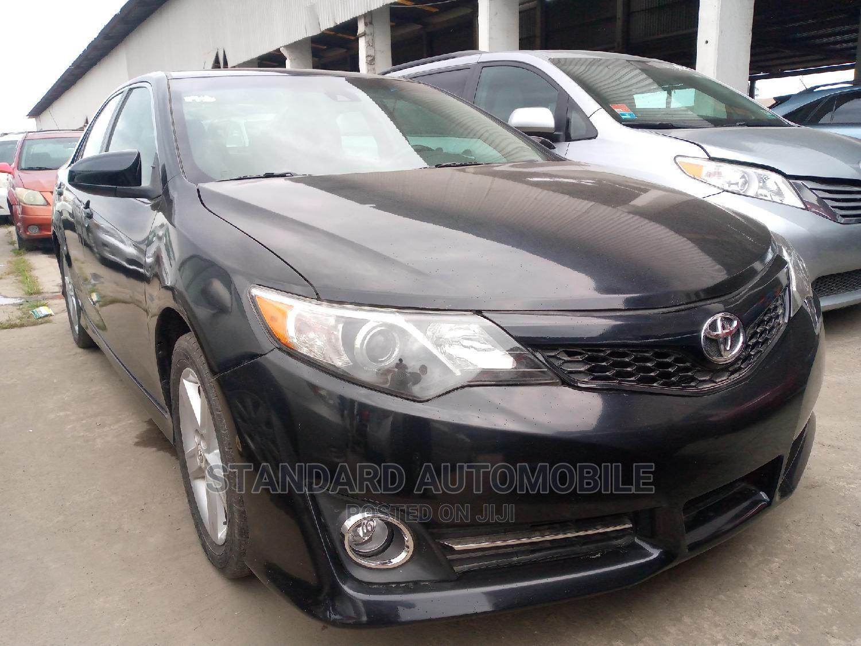 Toyota Camry 2012 Black