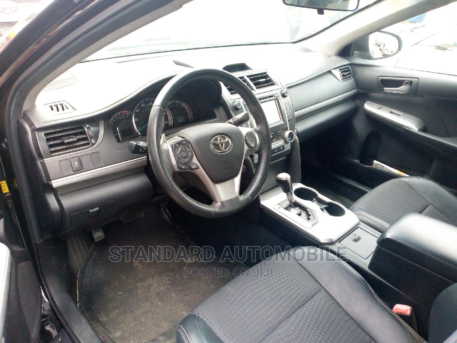 Toyota Camry 2012 Black | Cars for sale in Apapa, Lagos State, Nigeria