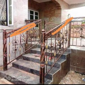 Wrought Iron Handrails. | Building Materials for sale in Abia State, Umuahia