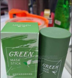 Green Stick Mask ( 20 Pieces Upwards 2,000) | Skin Care for sale in Lagos State, Amuwo-Odofin