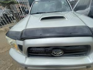 Toyota Tacoma 2010 Silver | Cars for sale in Lagos State, Agege