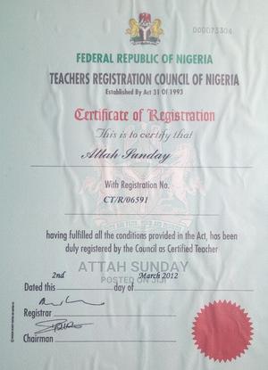 Sales Telemarketing CV   Sales & Telemarketing CVs for sale in Abuja (FCT) State, Maitama
