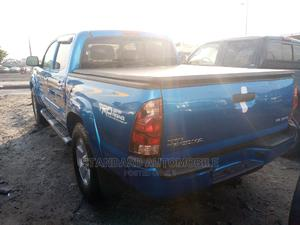 Toyota Tacoma 2012 Double Cab V6 Blue   Cars for sale in Lagos State, Apapa
