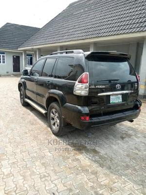 Toyota Land Cruiser Prado 2009 3.4 3dr Black | Cars for sale in Rivers State, Port-Harcourt