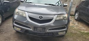 Acura MDX 2011 Gray   Cars for sale in Lagos State, Surulere
