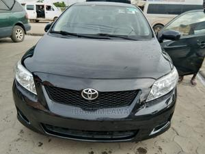 Toyota Corolla 2010 Black | Cars for sale in Lagos State, Amuwo-Odofin