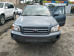 Toyota Highlander 2005 Limited V6 Blue | Cars for sale in Lagos State, Amuwo-Odofin
