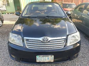Toyota Corolla 2007 LE Black | Cars for sale in Abuja (FCT) State, Katampe