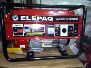 Elepaq Petrol Generator EC5800CX   Electrical Equipment for sale in Lagos State, Ojo