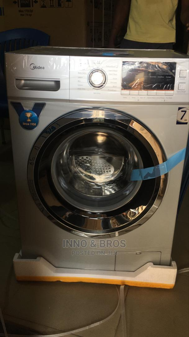 Midea Front Loader Automatic Washing Machine 7kg