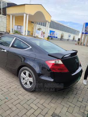 Honda Accord 2007 2.4 Black | Cars for sale in Lagos State, Kosofe