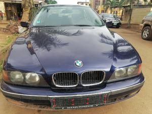 BMW 520i 2003 Blue   Cars for sale in Lagos State, Alimosho