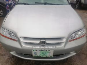 Honda Accord 2000 Coupe Silver   Cars for sale in Lagos State, Alimosho