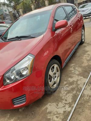 Pontiac Vibe 2009 1.8L Red | Cars for sale in Lagos State, Isolo
