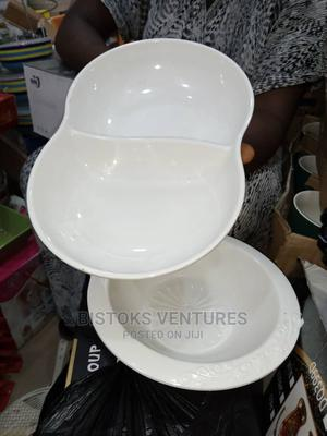 Dz of 2 PARTITION UNBREAKABLE DIVIDER PLATE/BOWL(Wholesales) | Kitchen & Dining for sale in Lagos State, Lagos Island (Eko)