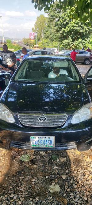 Toyota Corolla 2006 S Black | Cars for sale in Abuja (FCT) State, Gwarinpa