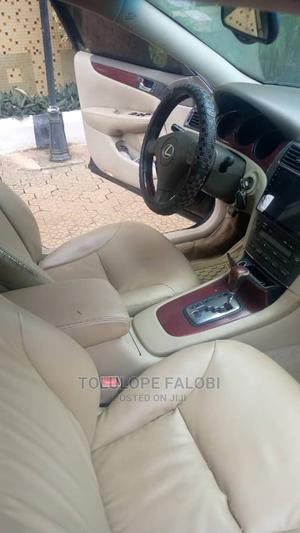 Lexus ES 2005 Black | Cars for sale in Lagos State, Alimosho