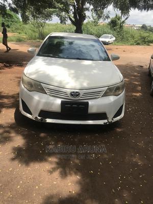 Toyota Camry 2014 White | Cars for sale in Ogun State, Sagamu