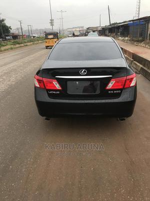 Lexus ES 2008 350 Black | Cars for sale in Ogun State, Sagamu