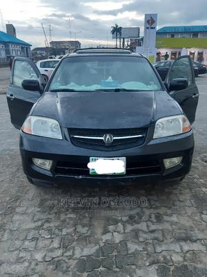 Acura MDX 2006 Black | Cars for sale in Rivers State, Port-Harcourt