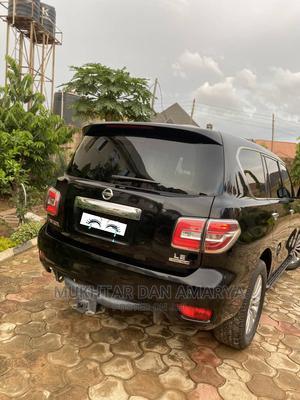 Nissan Patrol 2015 Black   Cars for sale in Kaduna State, Kaduna / Kaduna State