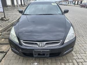 Honda Accord 2007 Coupe EX-L Black | Cars for sale in Lagos State, Ajah