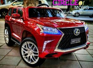 Lexus 570 Electric Ride on Car   Toys for sale in Lagos State, Lagos Island (Eko)