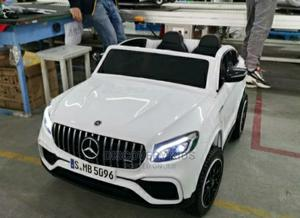 Benz Electric Ride on Car White | Toys for sale in Lagos State, Lagos Island (Eko)